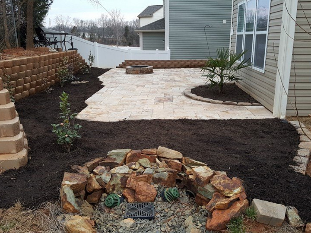 Do You Need Heavy Duty Hardscaping in Fort Mill, SC?